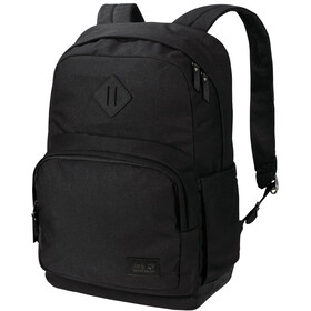Jack Wolfskin Croxley Laptop Backpack, ultra black